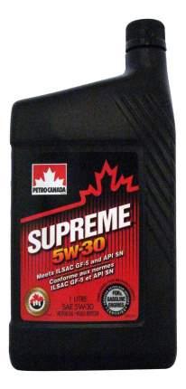 Моторное масло Petro-canada Supreme 5W-30 1л