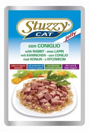 Влажный корм для кошек Stuzzy Cat, кролик, 24шт, 100г