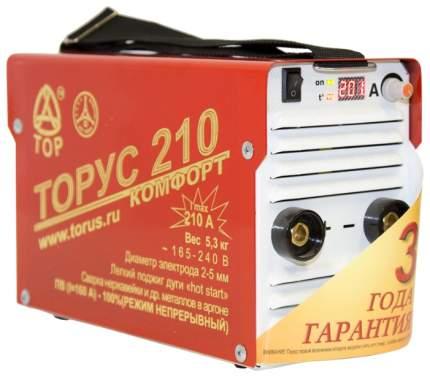 Сварочный инвертор ТОРУС 210 Комфорт