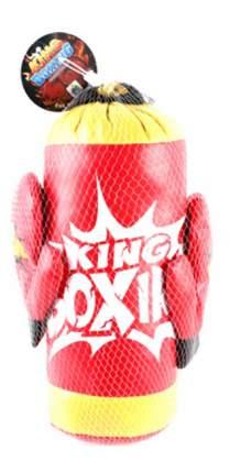 Боксерский набор детский Shantou Gepai King boxing