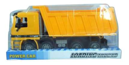 Самосвал Loading Trucks оранжевый