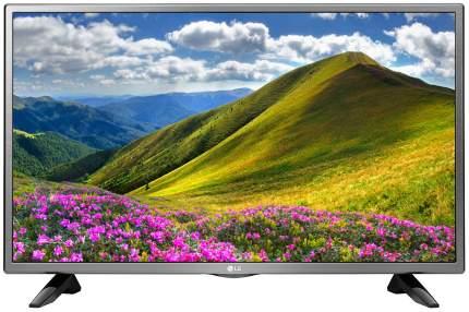LED телевизор LG 32LJ600U Черный