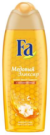 Крем-пена для ванн Fa Медовый эликсир, аромат белой гордении, 500 мл