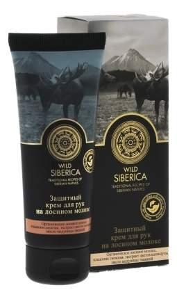 Крем для рук Natura Siberica Wild Защитный 75 мл
