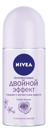 Антиперспирант NIVEA Двойной Эффект Виолет сенсес 50 мл