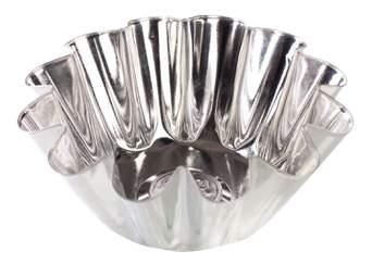 Форма для выпечки для ром-бабы средняя КФ-07.000
