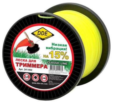 Леска для триммера DDE 241-932