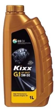 Моторное масло Kixx G1 5W-50 1л