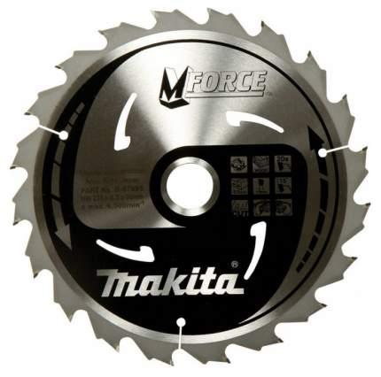Диск Makita пильный B-31382