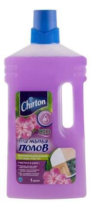 Универсальное чистящее средство для мытья полов Chirton утренняя роса 1000 мл