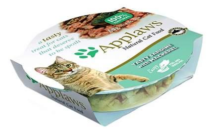 Консервы для кошек Applaws, сардина, скумбрия, 60г