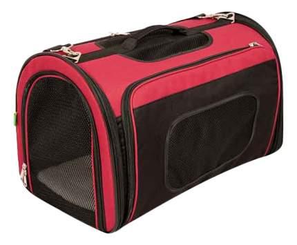 Сумка-переноска Triol 52x50x35см DCC0026AL красный, черный