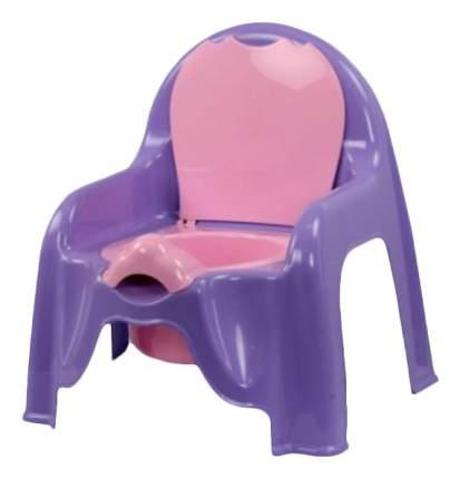 Горшок детский Альтернатива Светло-фиолетовый