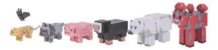 Набор фигурок животных Jazwares Minecraft 7 фигурок животных
