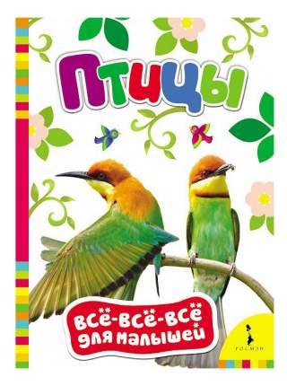 Книжка Росмэн Птицы