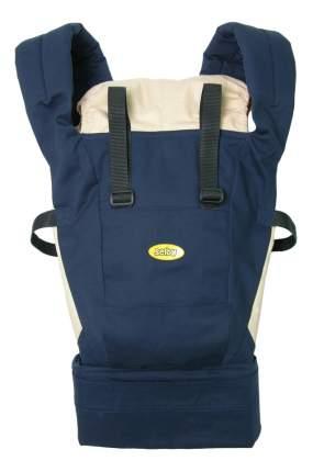 Рюкзак для переноски детей Тополь Selby Freedom синий