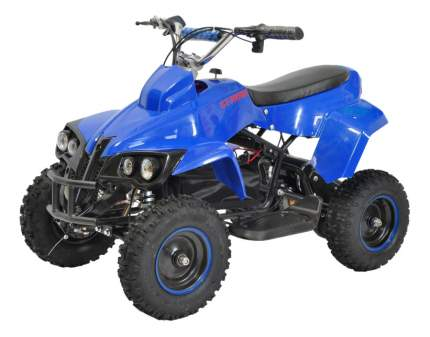 Электроквадроцикл Top Gear Junior Спорт синий