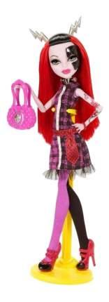Коллекционная кукла Monster High Школа Монстров базовая