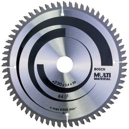 Диск по дереву Bosch STD MM 230x30-64T 2608640513