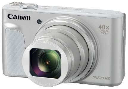 Фотоаппарат цифровой компактный Canon PowerShot SX730 HS Silver