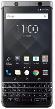 Смартфон BlackBerry KEYone 32Gb Silver