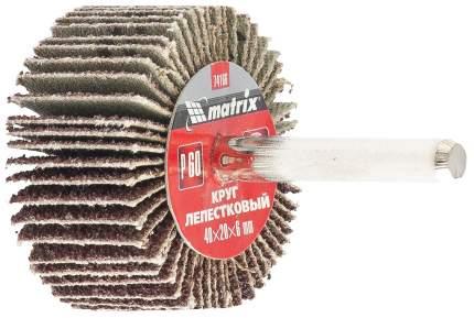 Круг лепестковый для дрелей, шуруповертов MATRIX 74170