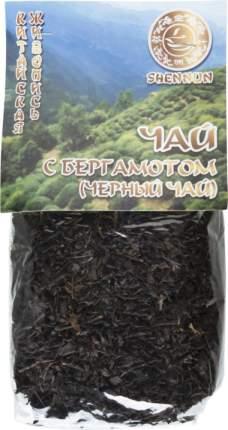 Чай черный Shennun с бергамотом 200 г