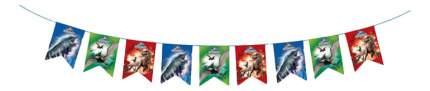 Гирлянда-флажки Динозавры Парк Юрского Периода Росмэн 28303