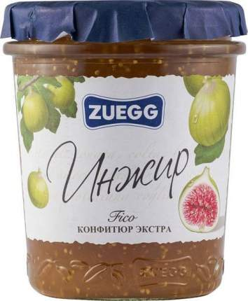 Конфитюр Zuegg экстра инжир 330 г