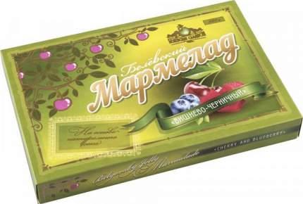 Мармелад Белевские сладости вишнево-черничный 360 г