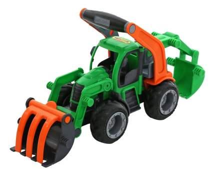 Трактор-погрузчик Wader 37374