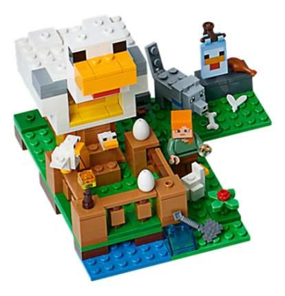 Конструктор LEGO Minecraft Курятник