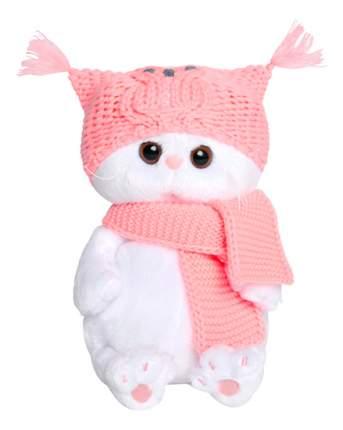 Мягкая игрушка BUDI BASA Ли ли baby в шапке-сова и шарфе lb-022