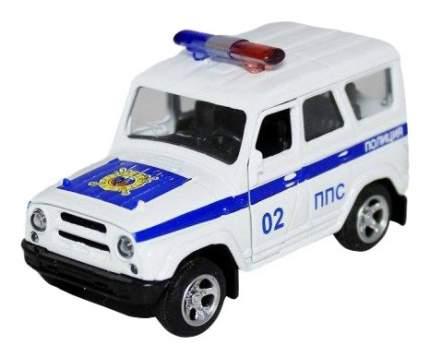 Металлическая машина UAZ Hunter - Полиция Play Smart А74781