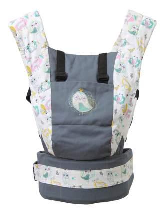 Рюкзак-кенгуру с вышивкой Polini Disney Последний богатырь, Лес серый
