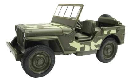 Модель военного автомобиля Welly 43723CM