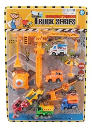 Игровой набор Truck стройка Gratwest В80086