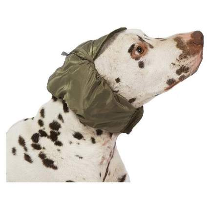 Шапка для собак ТУЗИК №5 мастиф, теплая, плащевка, флис