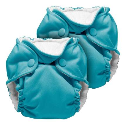 Многоразовые подгузники 2-7 кг, Aquarius Kenga 2 шт.