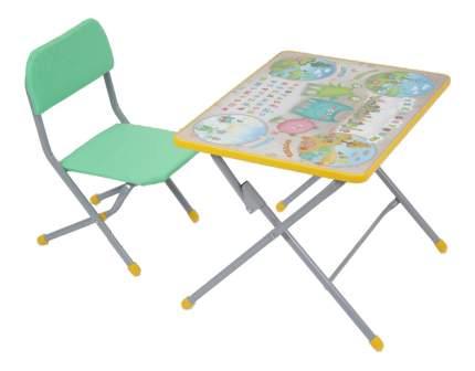 Комплект парта со стулом Фея Досуг 101 Монстрики
