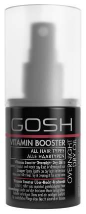 Масло для волос GOSH Copenhagen Vitamin Booster Overnight 75 мл