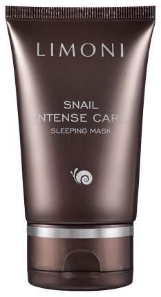 Маска для лица Limoni Snail Intense Care Sleeping Mask
