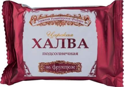Халва царская подсолнечная Азовская кондитерская фабрика на фруктозе 180 г