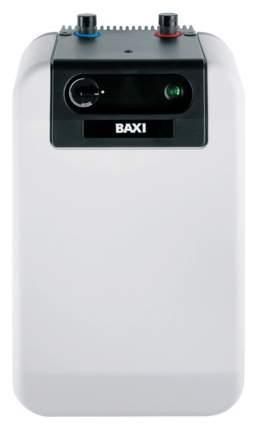 Водонагреватель накопительный Baxi R 501 SL white/black