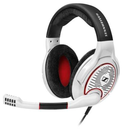 Игровые наушники Sennheiser G4me One White/Black