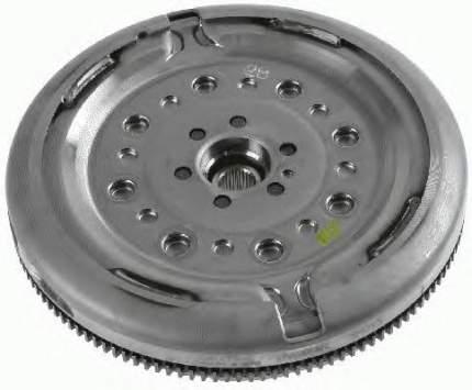 Комплект сцепления Sachs 2289000041