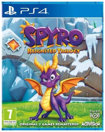 Игра для PlayStation 4 Spyro Reignited Trilogy