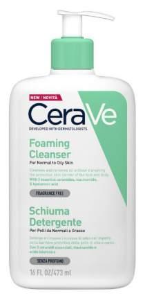 Гель для умывания CeraVe Foaming Cleanser 473 мл