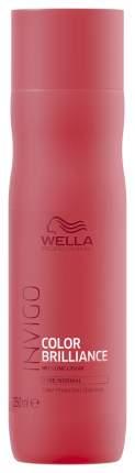 Шампунь Wella Professionals INVIGO Color Brilliance для нормальных и тонких волос 250 мл