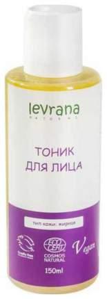 Тоник для жирной кожи лица Levrana 150 мл